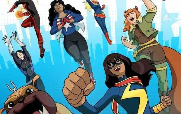 Marvel Rising: Chasing Ghosts (2019) Assistir Dublado Online Gratis