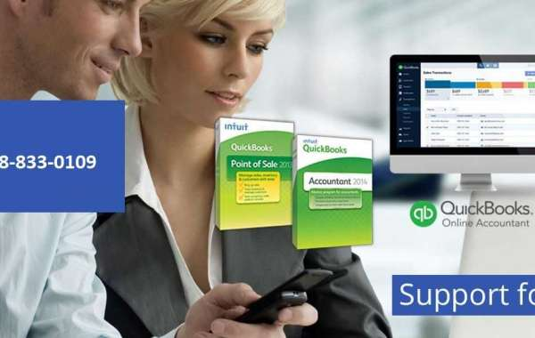 QuickBooks Support Phone Number @ +1-888-833-0109