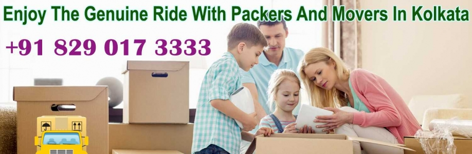 Packers and Movers in Kolkata Cover Image