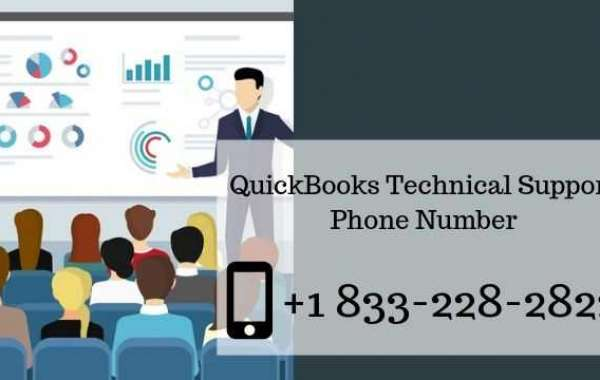Dial QuickBooks Support Phone Number +1 833-228-2822 and Avail Required Solutions