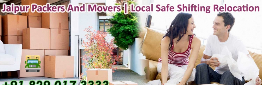 Packers Movers Jaipur Cover Image