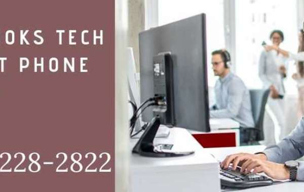 Dial QuickBooks Tech Support Phone Number +1 833-228-2822 for Specialized Services