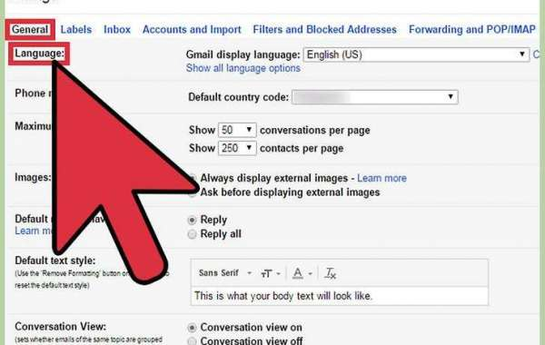 How to Change and Set your Language as Default on Gmail