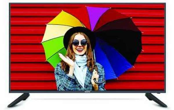 Sanyo 43 Inches Led Smart TV