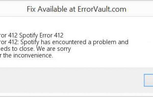 How to Fix Spotify Error 412