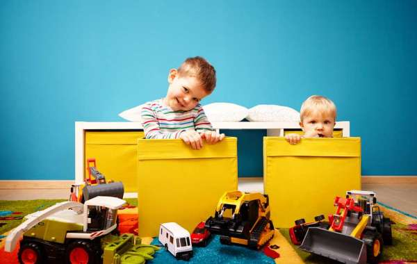 How To Make Toy Boxes More Attractive To Children?