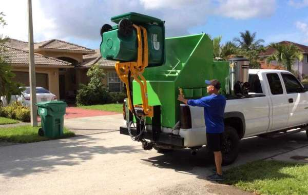Why Your Garbage Bin Requires Professional Cleaning?