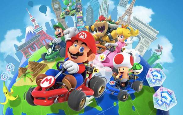 How to Download and Play Mario Kart Tour on iOS and Android