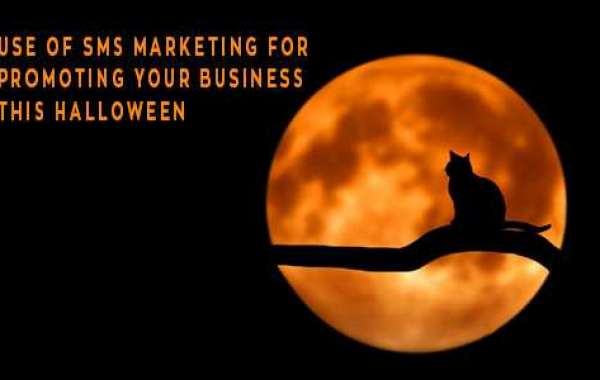 Use of SMS Marketing for Promoting Your Business this Halloween
