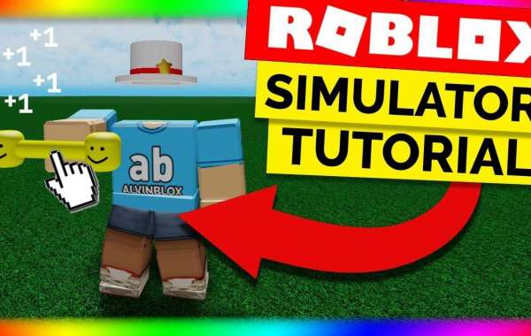 How to make a simulator Game in Roblox
