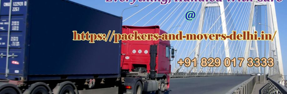 Local Packers And Movers Delhi Cover Image