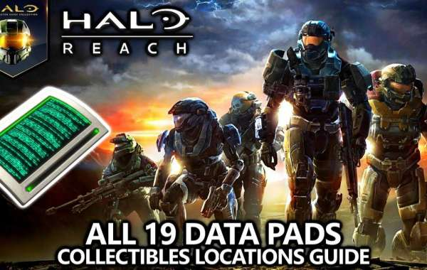 How to Find All 19 Datapad in Halo: Reach?