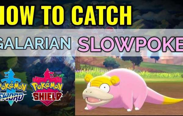 How to Catch Galarian Slowpoke in Pokémon Sword and Shield