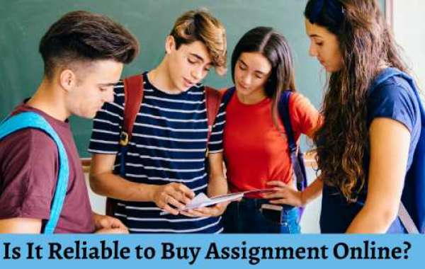 Is It Reliable to Buy Assignment Online?