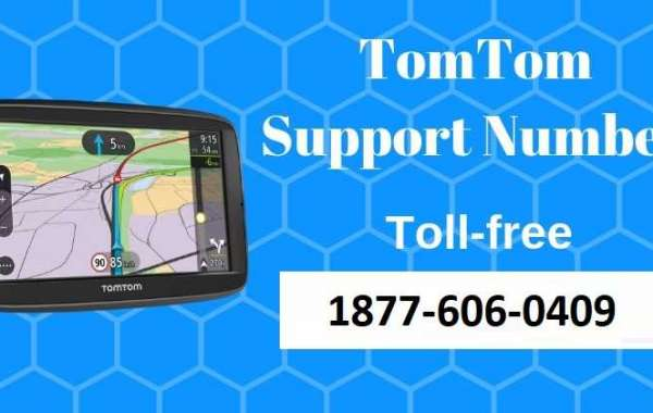 Tomtom Support Number ( +1-877-606-0409) In USA/CANADA