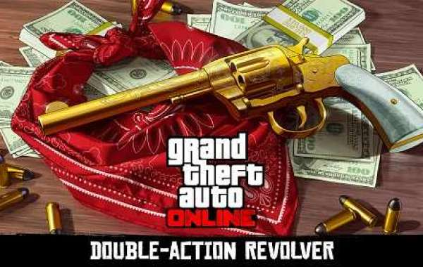 GTA Online: How to Grab Double-Action Revolver and Stone Hatchet