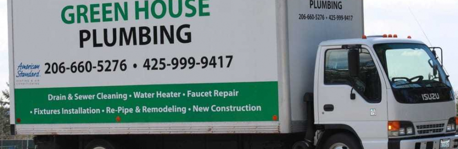 Green House Plumbing and Heating Cover Image