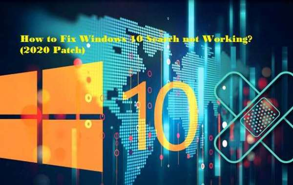 How to Fix Windows 10 Search not Working? (2020 Patch)