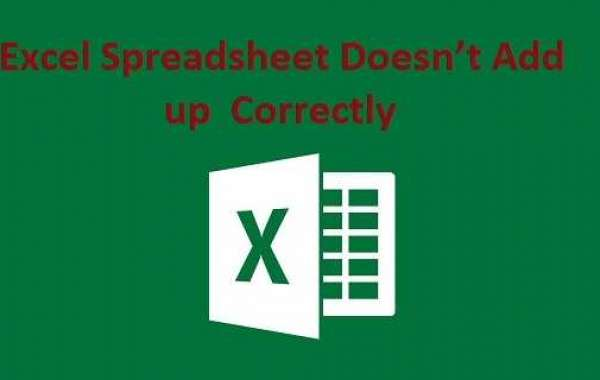 Fix: Excel Spreadsheet Doesn't Add up Correctly