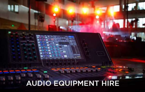 How You Can Get Quality Rental Equipment from Audio Equipment Hire?