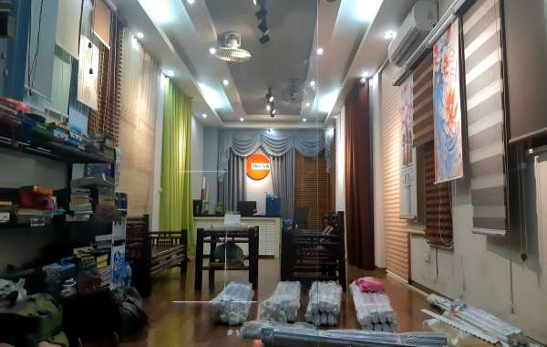 Huyanhdecor - High-class curtain construction company in Vietnam
