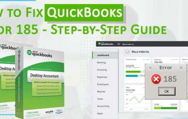 A Step-by-Step Guide to Fix QuickBooks Error 185