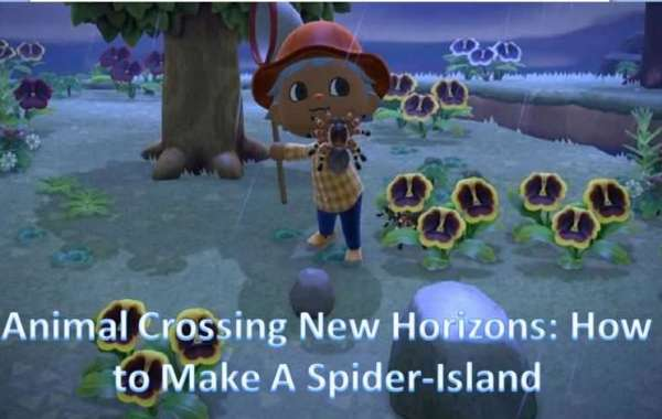 Animal Crossing New Horizons: How to Make A Spider-Island
