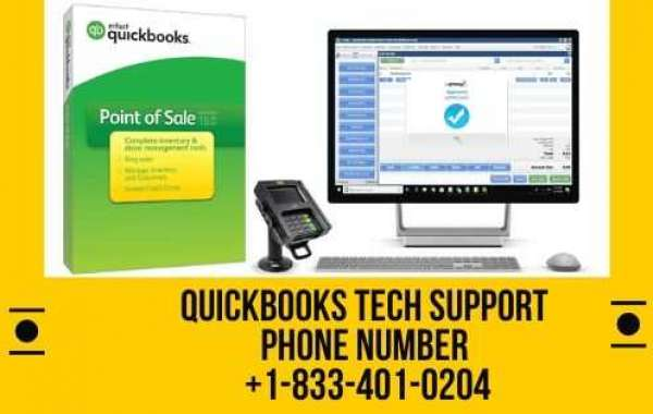 QuickBooks Tech Support Phone Number 1-833-4O1-O2O4