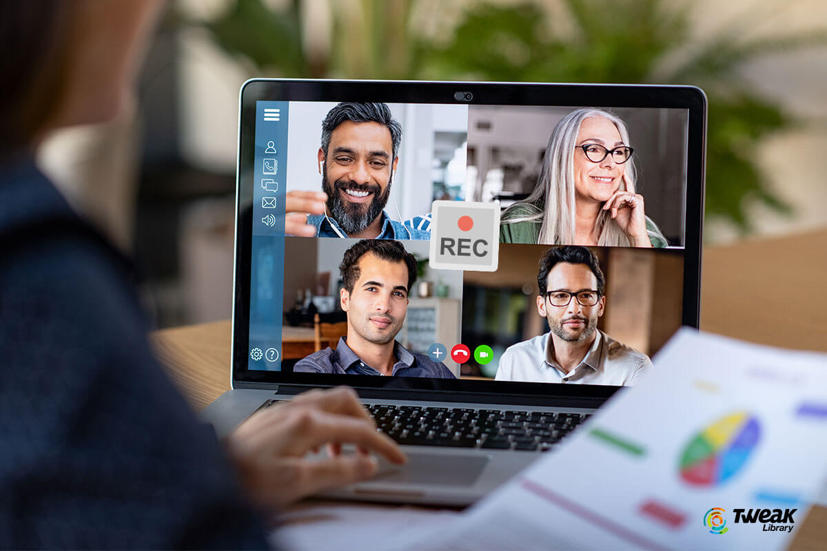 How To Screen Record Zoom Meetings With Audio