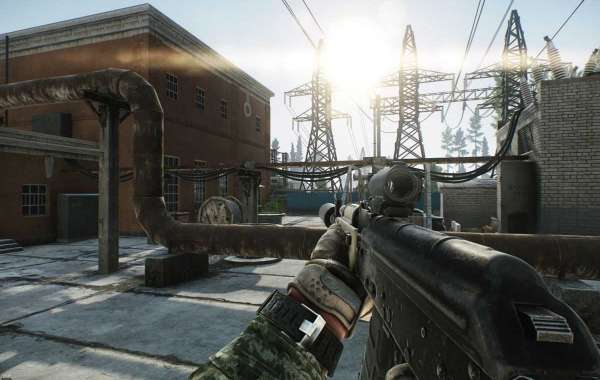 Escape from Tarkov is a atrocious game