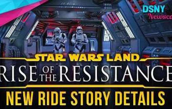 Now Enjoy Rise of the Resistance Virtual Ride from Disney