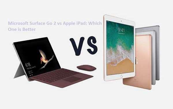 Microsoft Surface Go 2 vs Apple iPad: Which One is Better