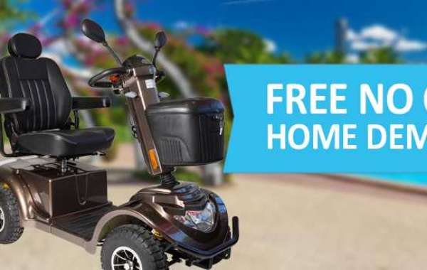 Best Mobility Scooters In Australia