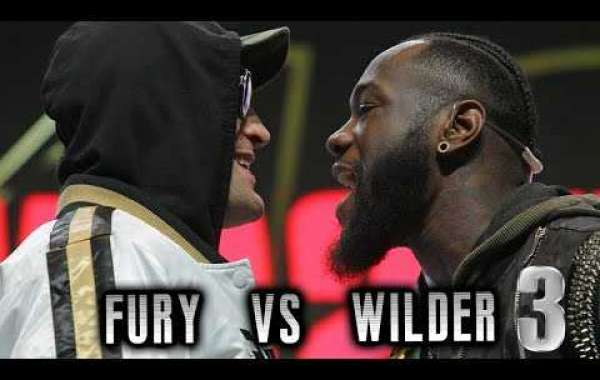 But Fury is not looking at the AJ bout yet with all his attention on Wilder