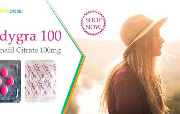 Ladygra 100 to Remedy Sensual Dysfunction (FSD) in Women Easily