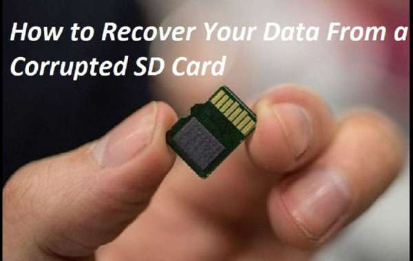 How to Recover Your Data From a Corrupted SD Card