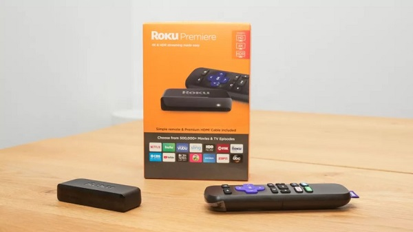 Bring home the Roku Premiere for just $30 - www.roku.com/link