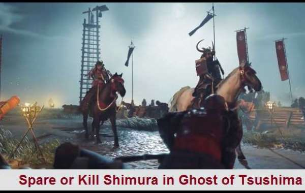 Spare or Kill Shimura in Ghost of Tsushima