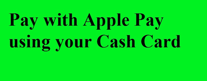 Tech challenge can't enable to send cash from Apple pay to Cash App? Call help gathering.