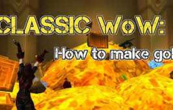 Buy WoW Classic Gold to boost your character with epic gear