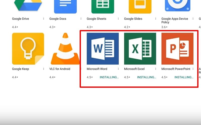 Here's How You Can Use Microsoft Office on a Chromebook