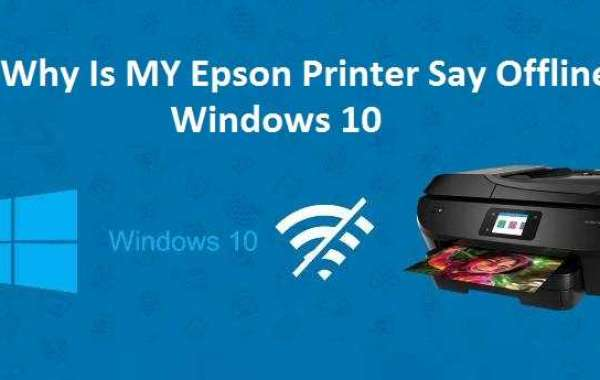 How To Fix Epson Printer Offline Windows 10