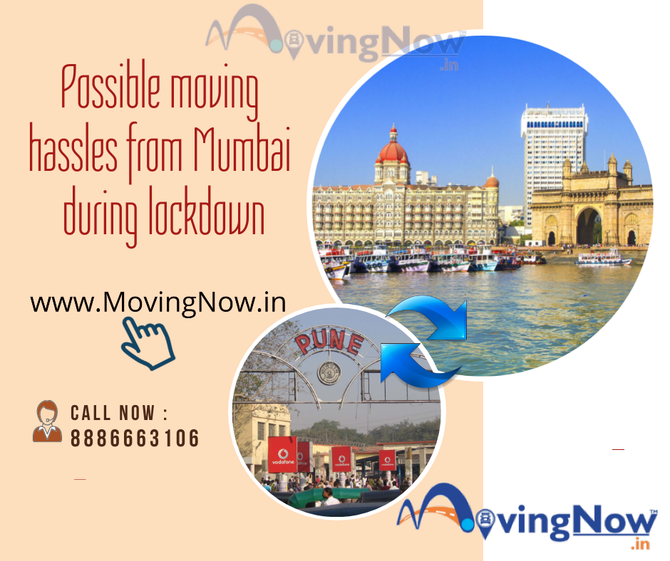 A certain move from Mumbai to Pune went erroneous at the time of completion – MovingNow
