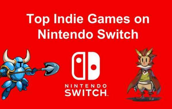 Best and Incredible Indie Games for Nintendo Switch Player