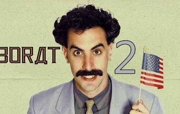 Borat 2: Cohen Lived In-Character with Conspiracy Theorists