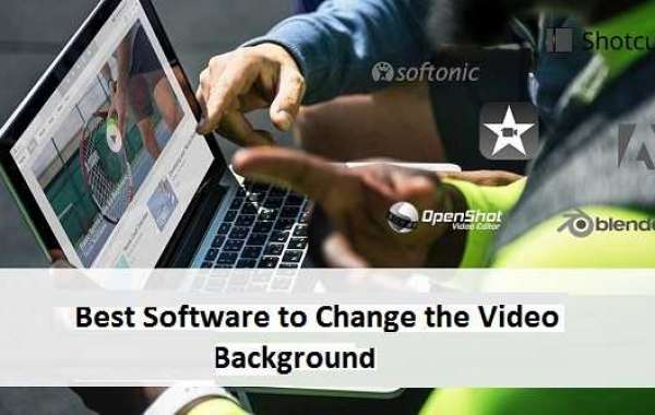 Best Software to Change the Video Background