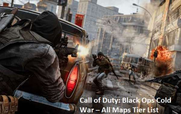 Call of Duty Black Ops Cold War – All Maps Tier List