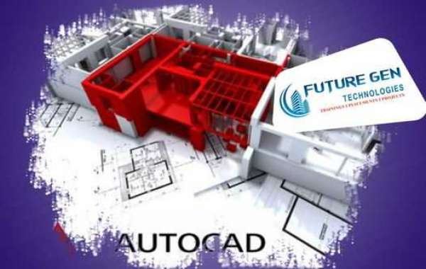 Best AutoCAD Online and Classroom Training institute in Hyderabad