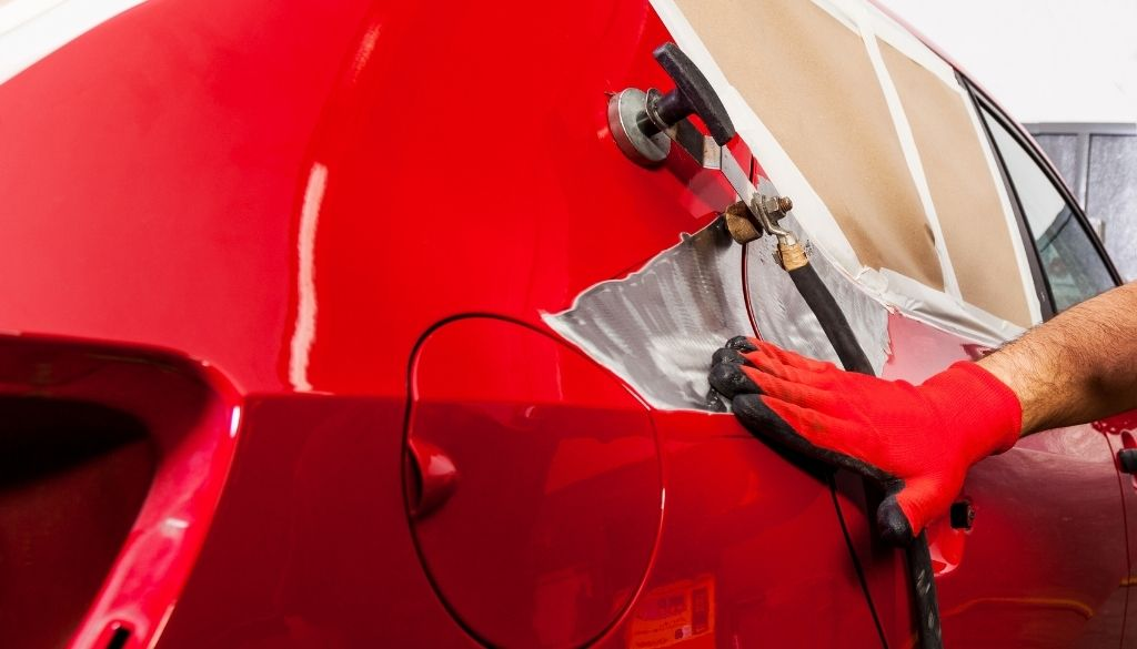 How to Protect the Car Tempe Spray Painting Job? - TheOmniBuzz