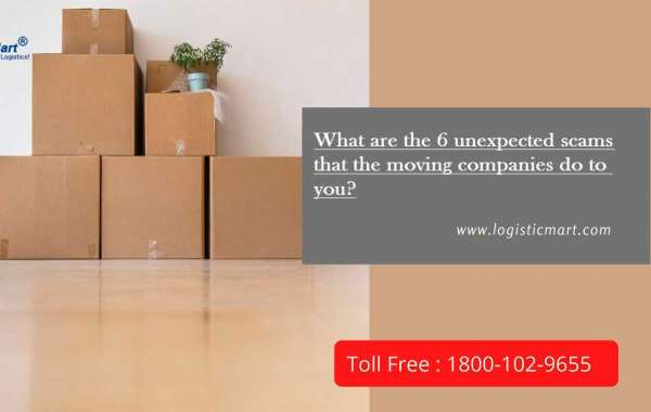 What are the 6 unexpected scams that the moving companies do to you?